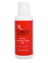 Rx 123 SPF 30 Sunscreen Lotion