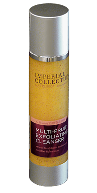 Imperial Collection Multi-Fruit Exfoliating Cleanser